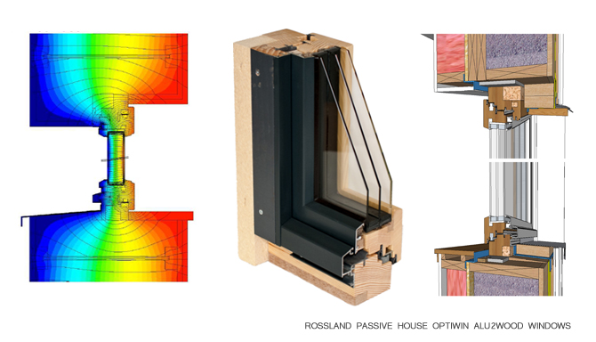 Passive house akira living for Super insulated windows