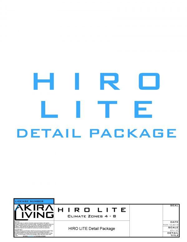 HIRO LITE Title